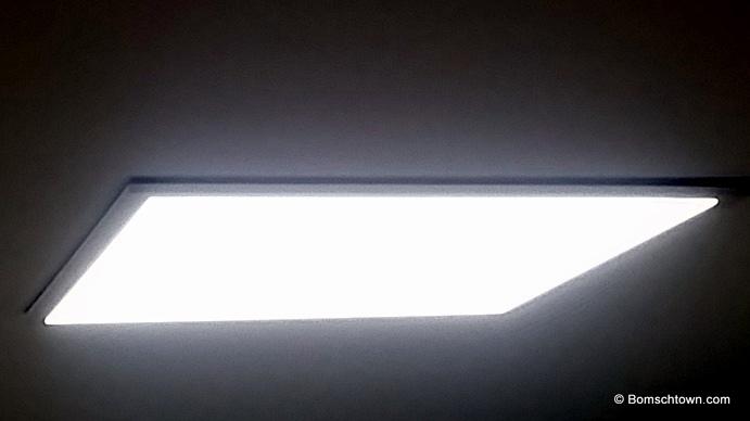 Beleuchtung Wohnzimmer Abgehangene Decke  Hausbau in