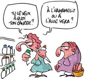 Les dangers des perturnateur endocriniens dans les cosmétiques