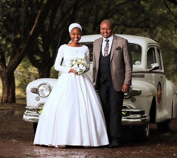 Innocent Makapila is married  Bona Magazine