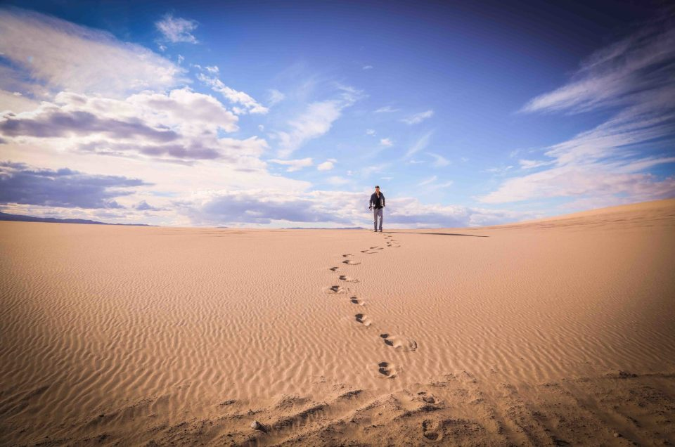 On A Dune And A Prayer: Mojave Junction Production Notes