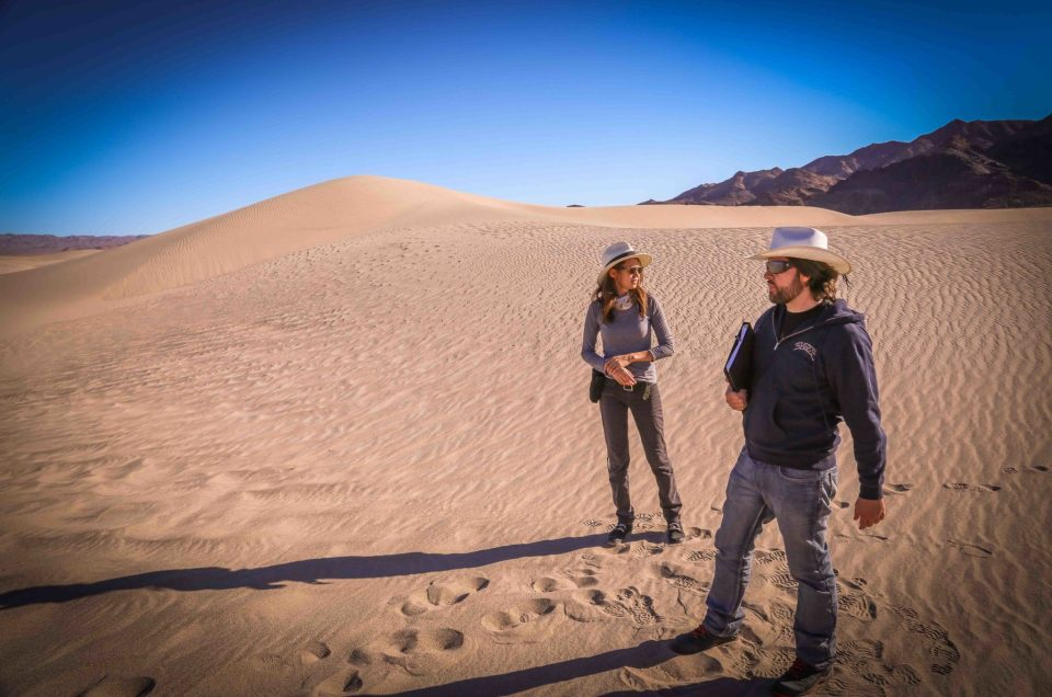 The Magic of the Mojave: Mojave Junction Director Statement