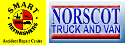Smart Refinishers, Dyce | Norscot Truck & Van, Aberdeen