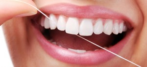 higiene bucal hilo dental