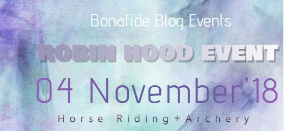 Bonafide Events – Robin Hood Event – Horse Riding & Archery