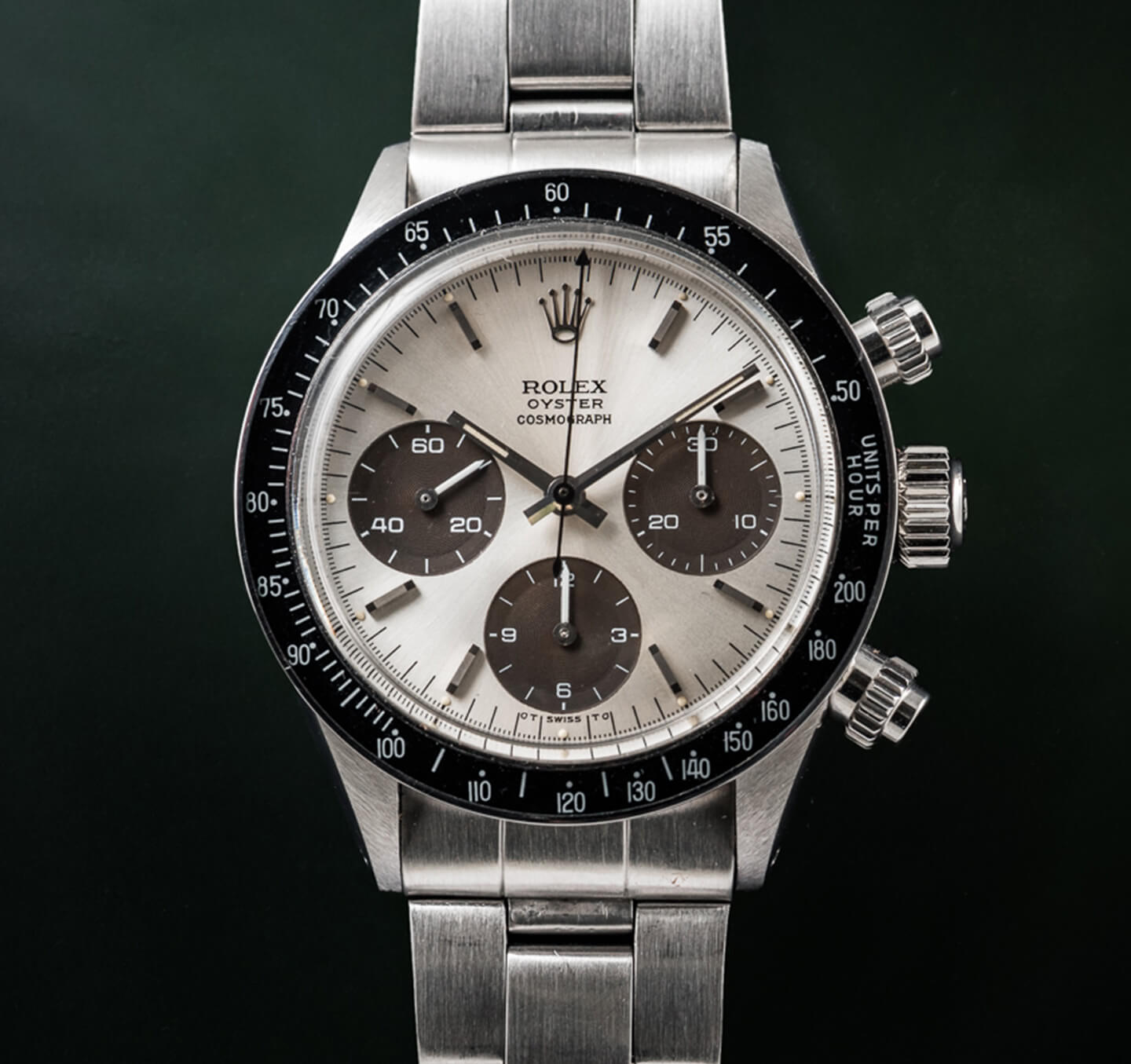 Rolex Daytona Ref. 6263 Compax Brown