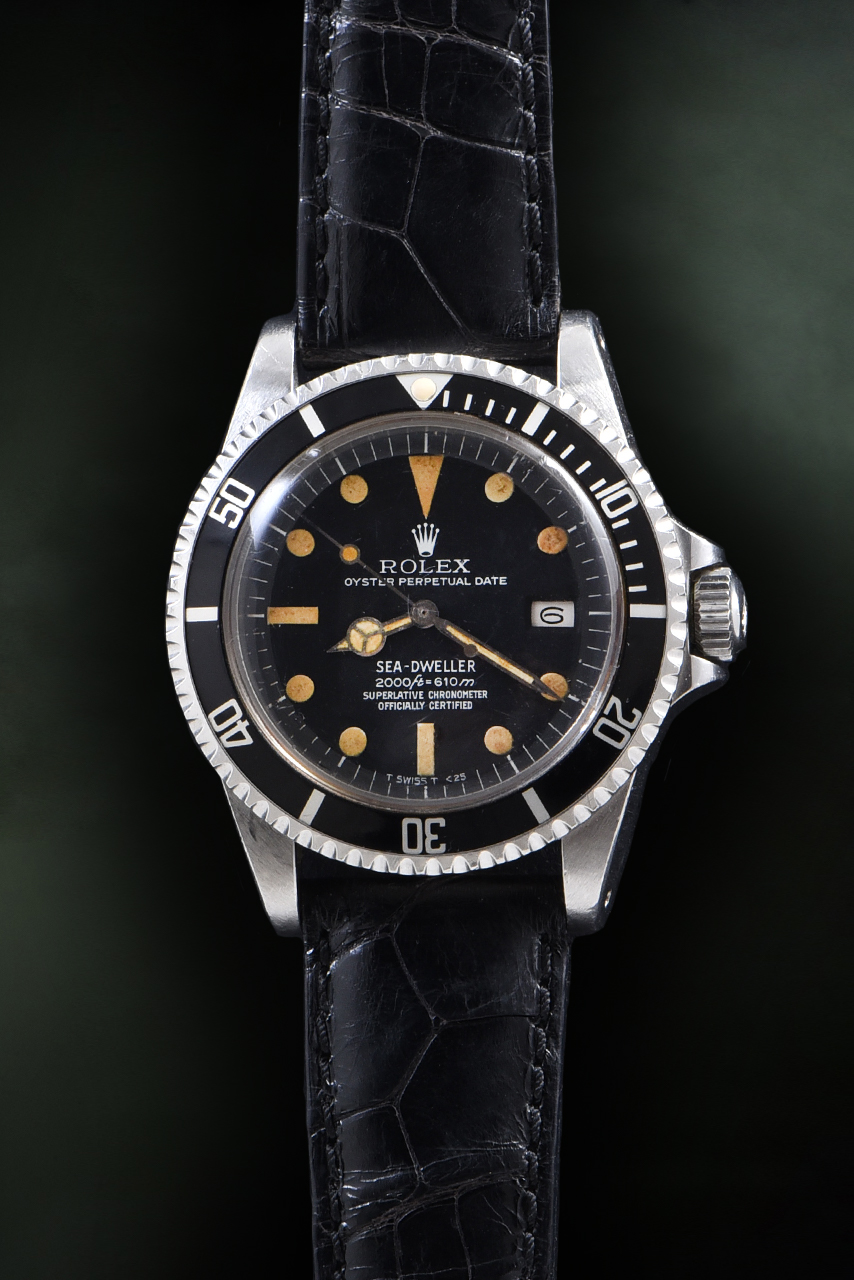 Rolex Sea-Dweller Ref. 1665 Rail