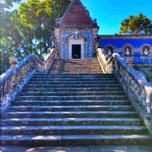 Fronteira Staircase