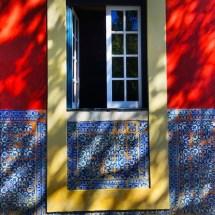 Fronteira Tilework on house
