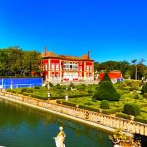 Fronteira full garden and palace