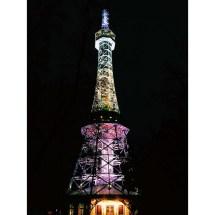 Petrinska Rozhledna or Eiffel Tower Prague