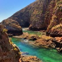 Berlenga Clear Water Cove