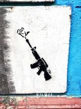 DJLU Machine Gun Stencil
