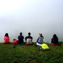 Intipata- Group Looking into Clouds
