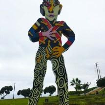 Sculpture MiraFlores