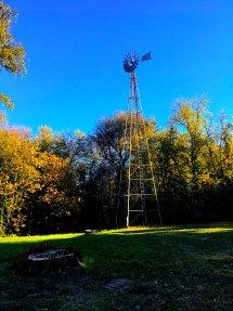 Pulperia de Achaval's windmill