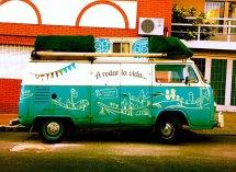 Van Road of Life