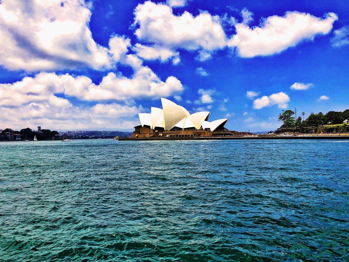 Sydney: My first week in Australia