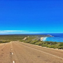 Road to the Remarkable Rocks