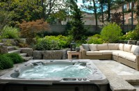 Landscaping Designs for Your Backyard Hot Tub