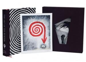 Art Of Book Tim Burton