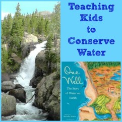 Ways To Conserve Water In The Kitchen Red Mat Conserve-water-kids — Bonbon Break