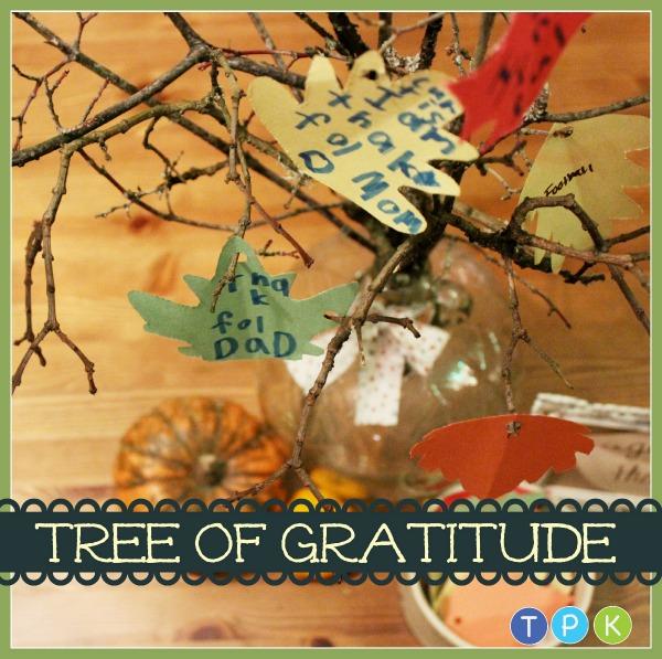 Tree of Gratitude by Katie Myers of Bonbon Break
