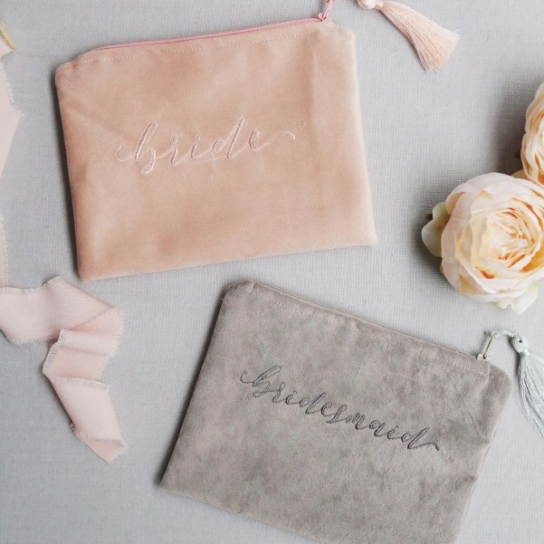 Bride / Bridesmaid Clutch