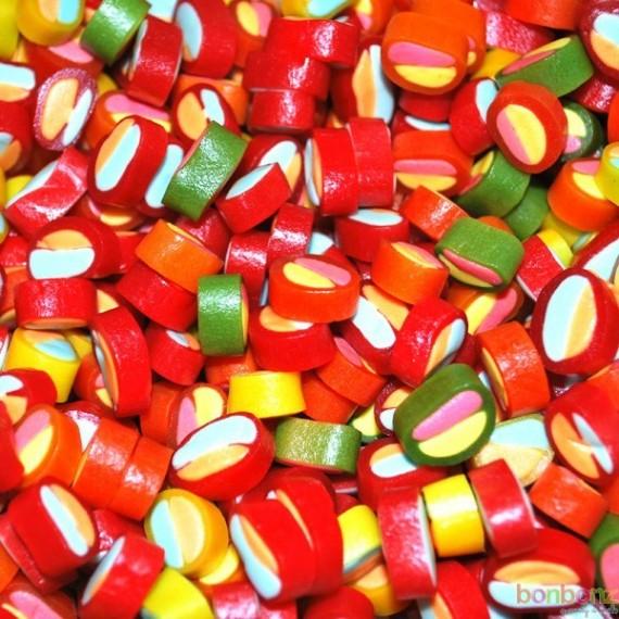 Pico Balla De Haribo Des Minis Bonbons Trs Colors