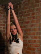 Horny Amateur Girlfriends get hot and wet in Bondage