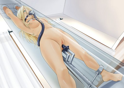 This Bondage Tube Girl Is Via Kinky Delight