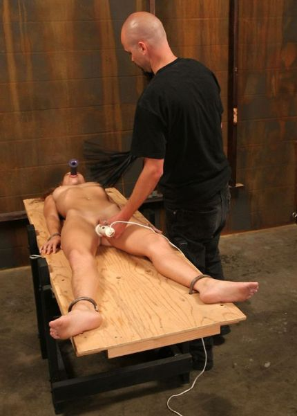Sexy Kinky Slave Gets Whipped and Humiliated Hard in the Dungeon