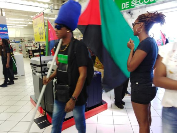 bondamanjak parle du boycott en Martinique