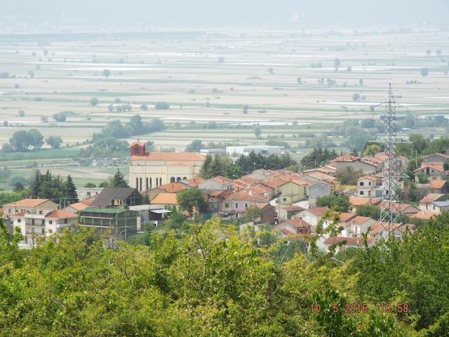 Benvenuti nel Comune di Aielli piccolo borgo della Marsica e del Fucino che conta 1475 abitanti