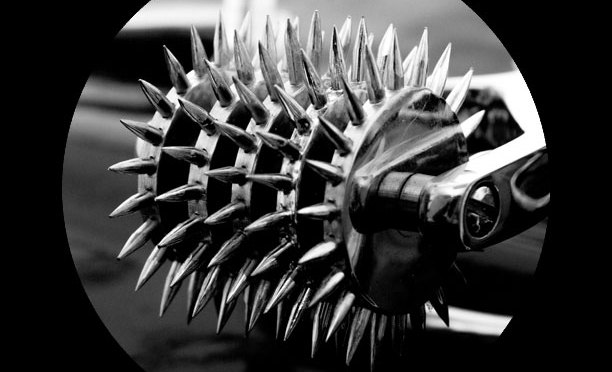 The Wartenberg Five Head Pinwheel