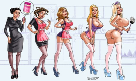 evolution-of-the-bimbo