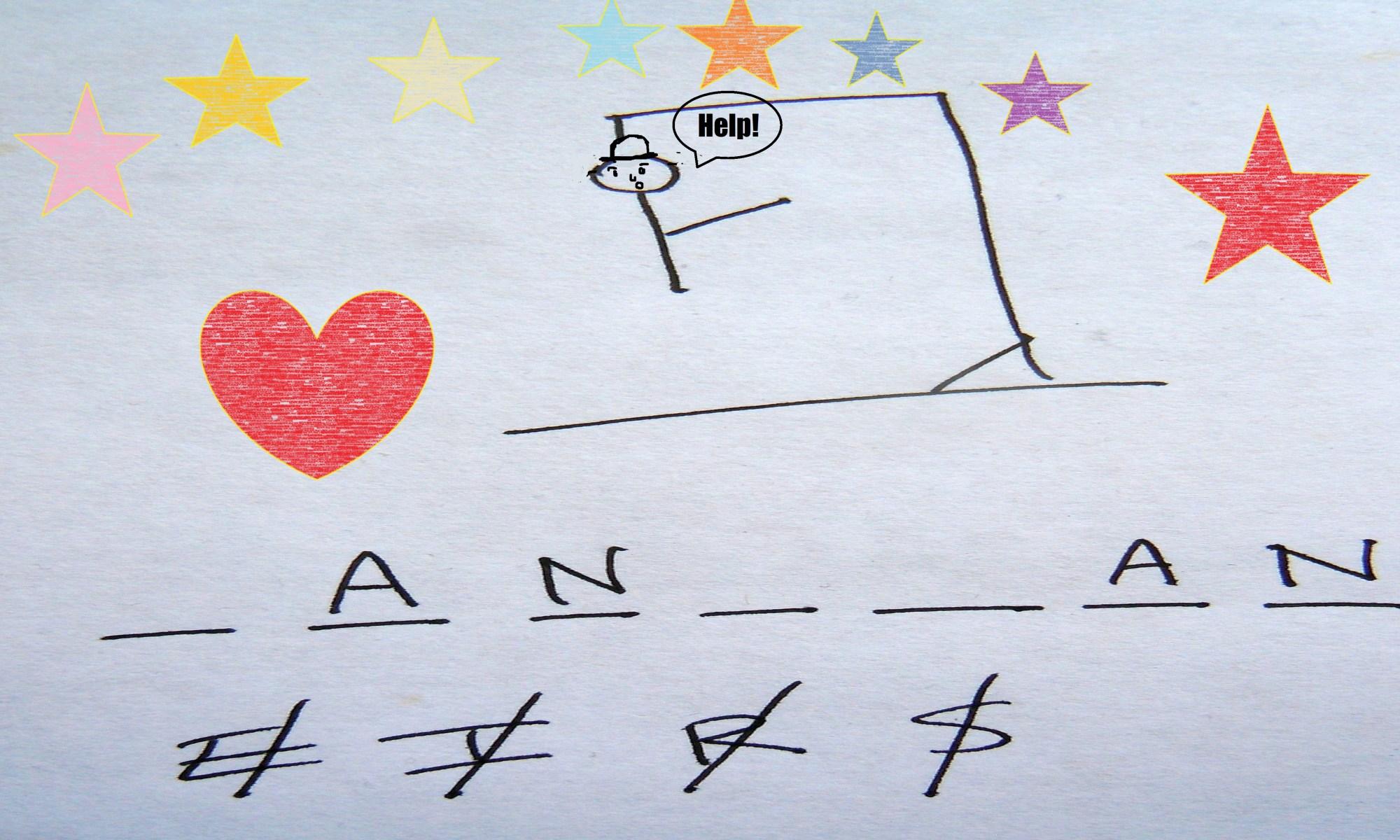 Hang Man Game ESL