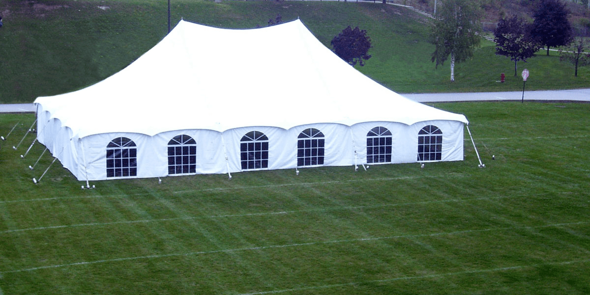 Commercial Tent Event Guard  BondCote Corporation