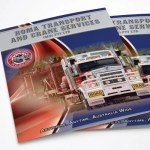 Roma Transport Services A4 Brochure
