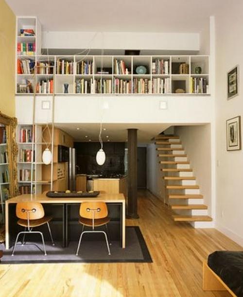 Mezanino  opo para quem precisa racionalizar espaos  Casa  Bonde O seu portal