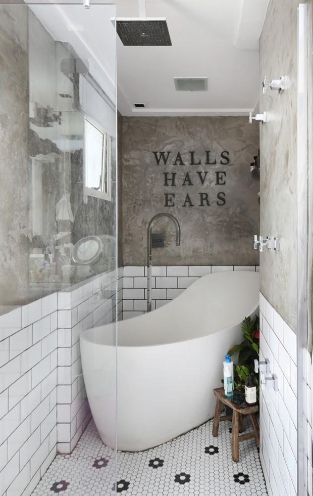 Banheiro vintage 4 ideias para arrasar na decorao