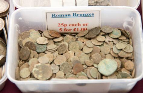 Tilbud på romere