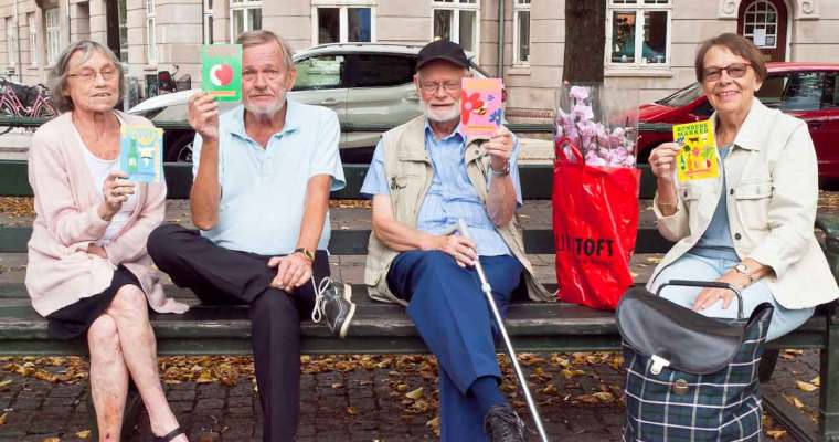 Forrygende første markedsdag på Frederiksberg