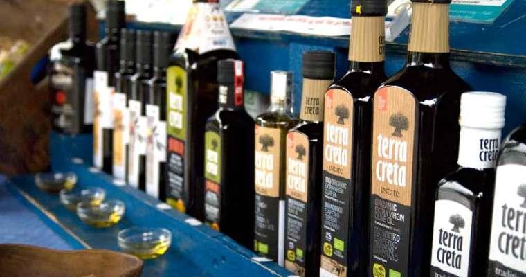 Olivenolie kan også gå i kage