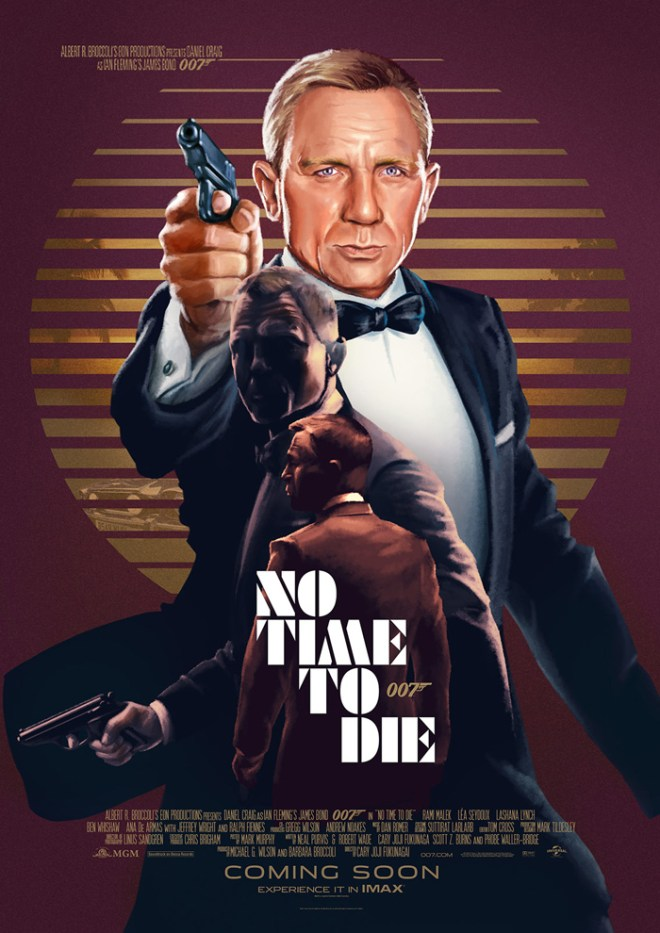 Goldenrant #004: No Time To Die is going to suck ...