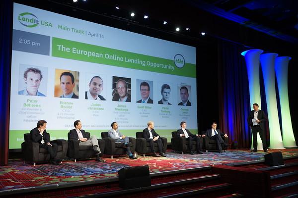 LendIt USA 2015 - The European Online Lending Opportunity
