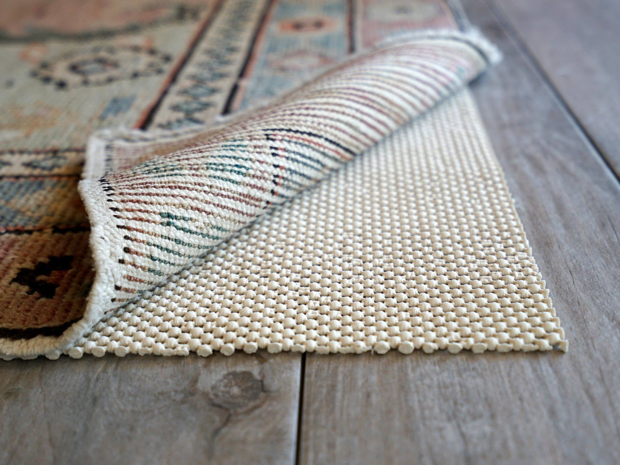 EcoGrip Rug Pad Nonslip w cushion  Bond Products Inc