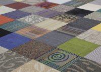 Patchwork Carpet Tiles | Tile Design Ideas
