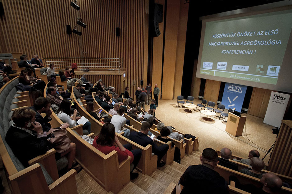 Hungarian Agroecology conference and workshop