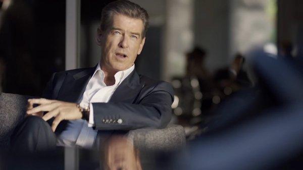 Pierce Brosnan James Bond Suits