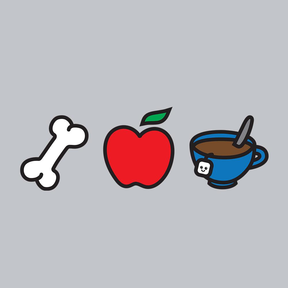 Bone Apple Tea